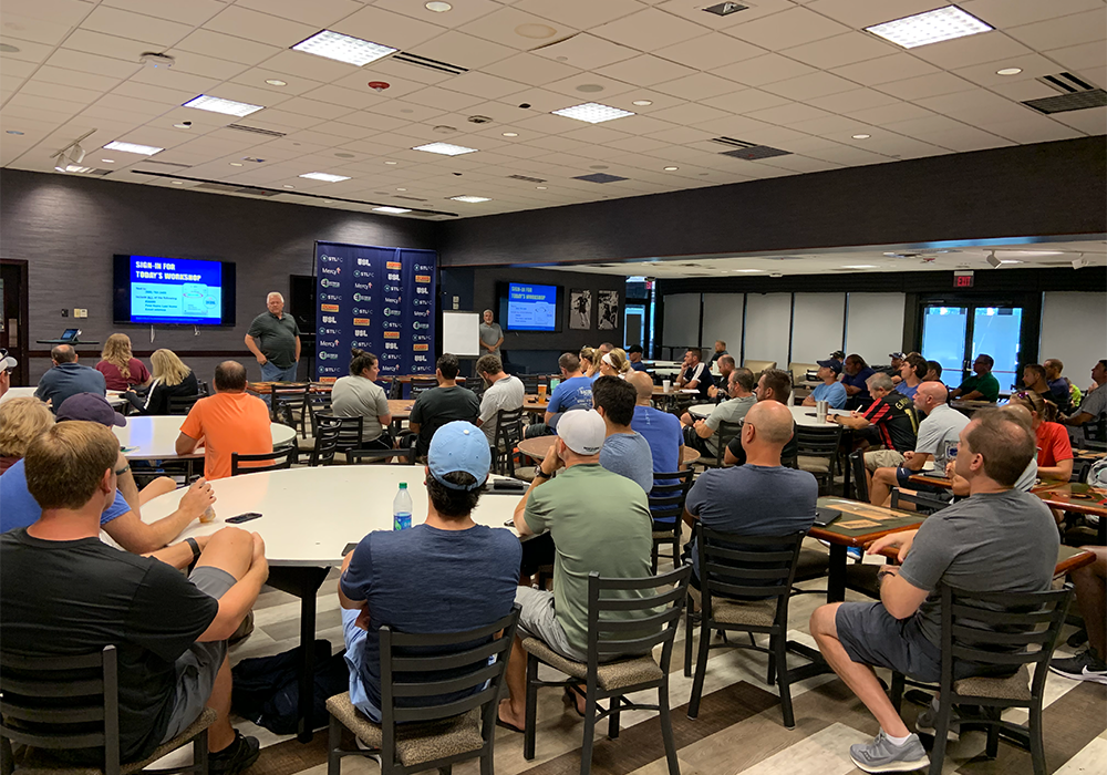 SLSG Hosts Positive Coaching Alliance Seminar