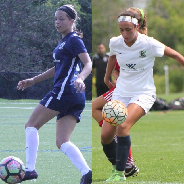 SLSG MO U17 Girls Invited to ECNL/id2 National Training Camp