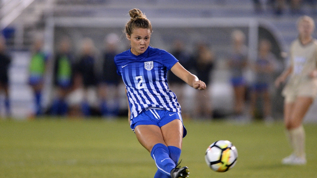 SLSG Alum Alli Klug Makes TopDrawer Soccer Best XI