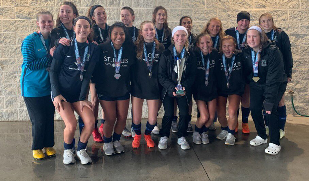 SLSG MO Sevilla 03 Wins Presidents Cup