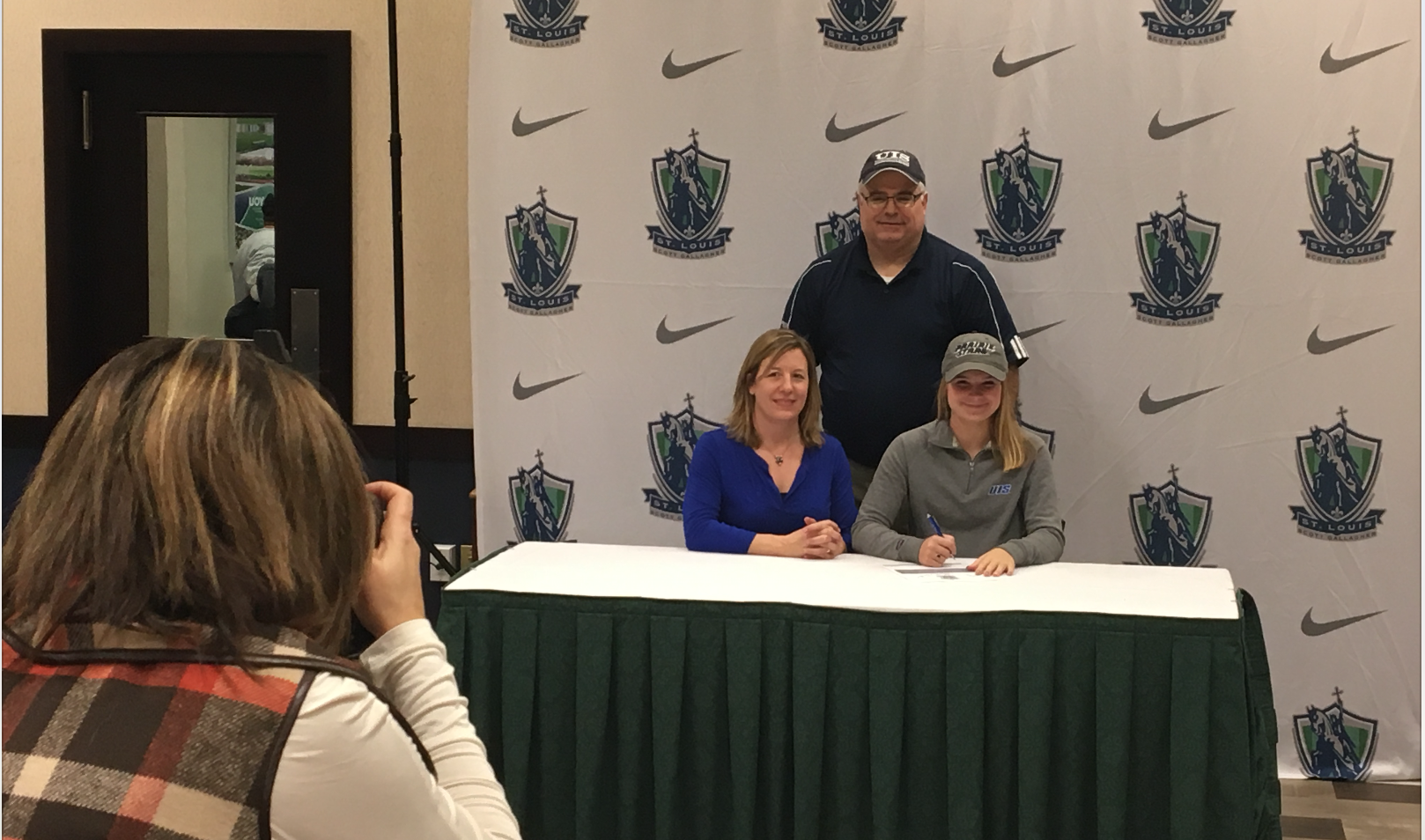SLSG Hosts 60+ Athletes at National Signing Day