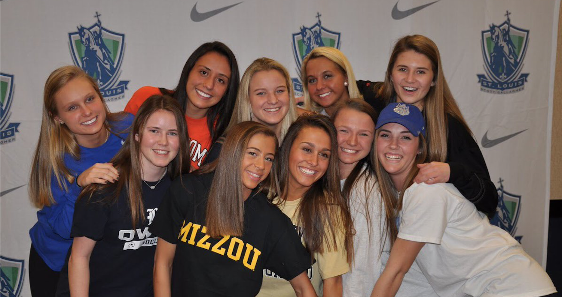 SLSG MO ECNL Girls Excel On-and-Off the Field
