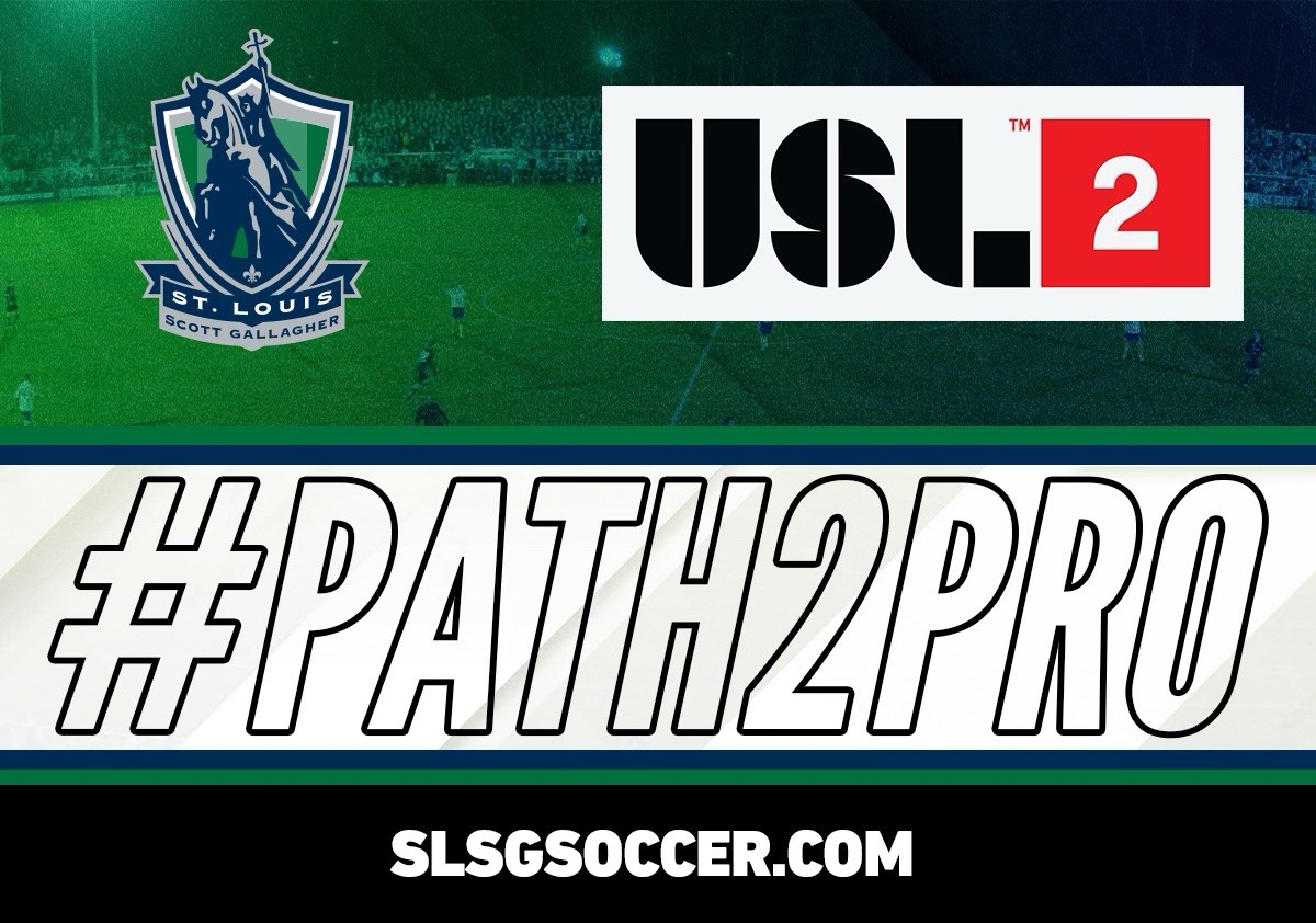 Saint Louis Scott Gallagher Joins USL League Two