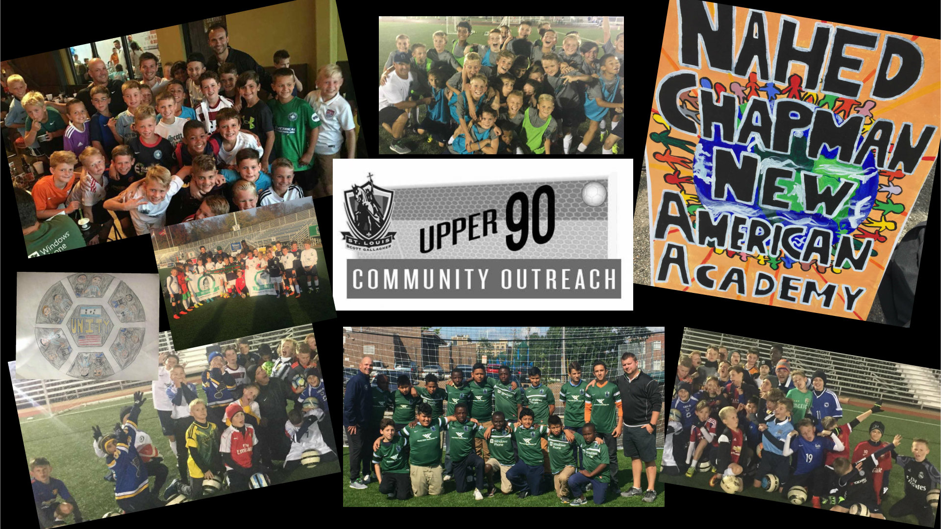 Upper90 Program Gives to Local Immigrant Family