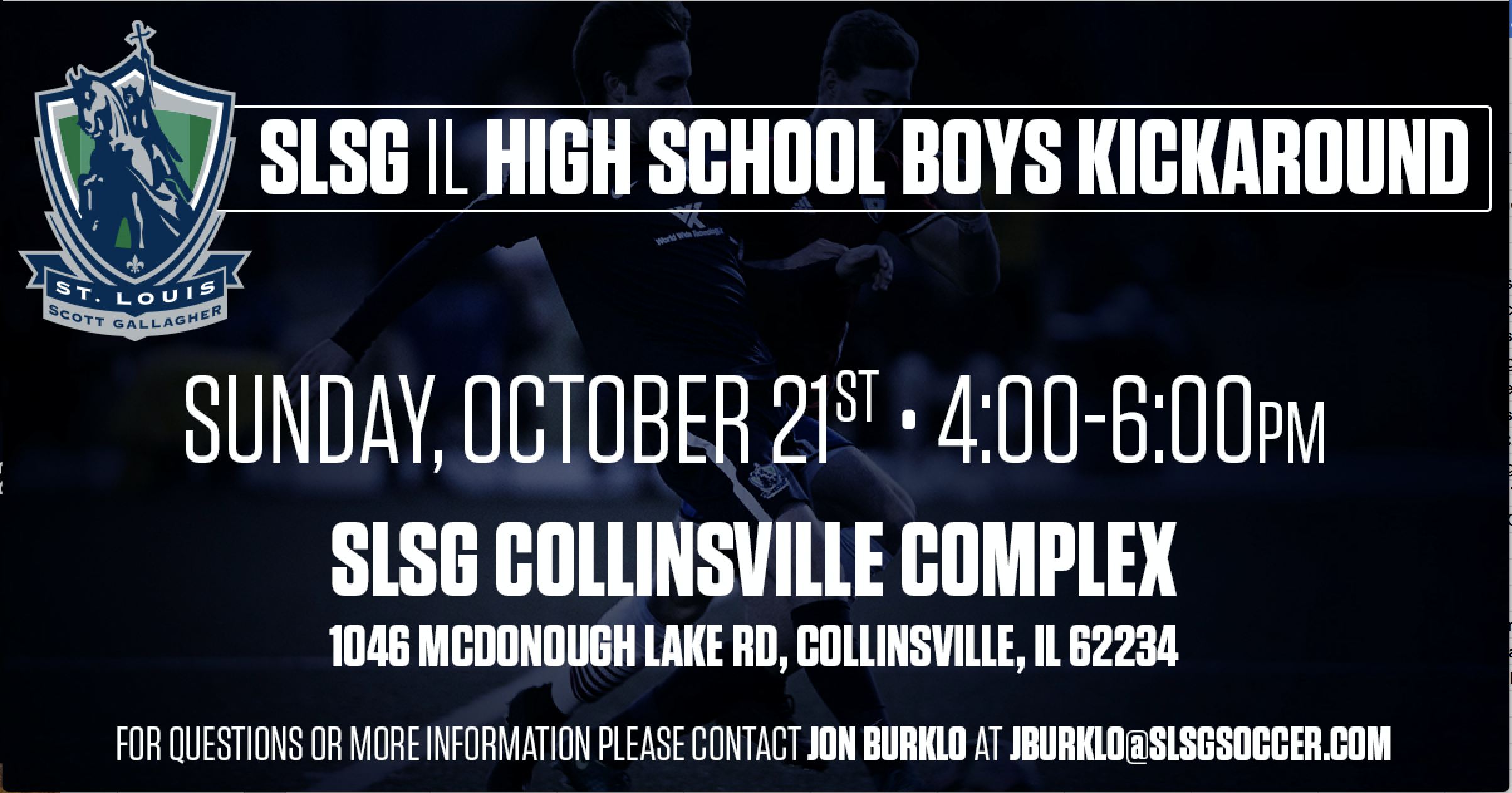 SLSG IL High School Boys Supplemental Tryout
