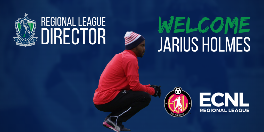 Jarius Holmes Appointed ECNL Regional League Director of Illinois Division
