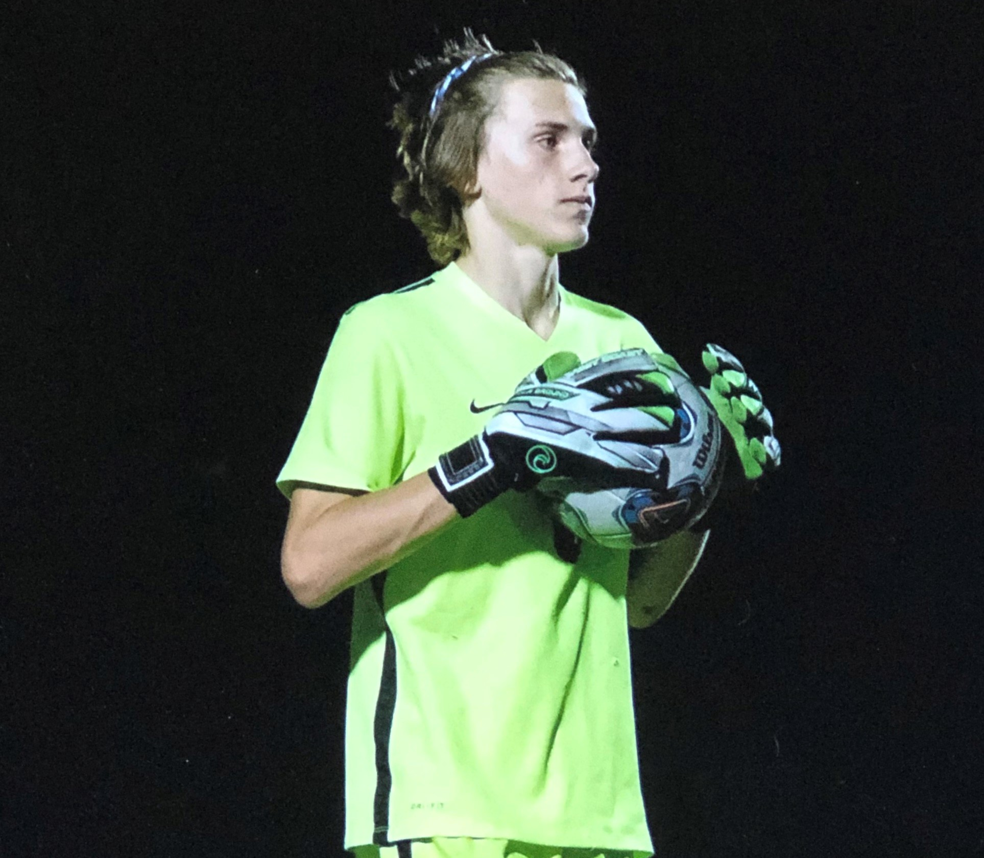 Alec Venhaus Stands Out at Boys ECNL San Diego Showcase