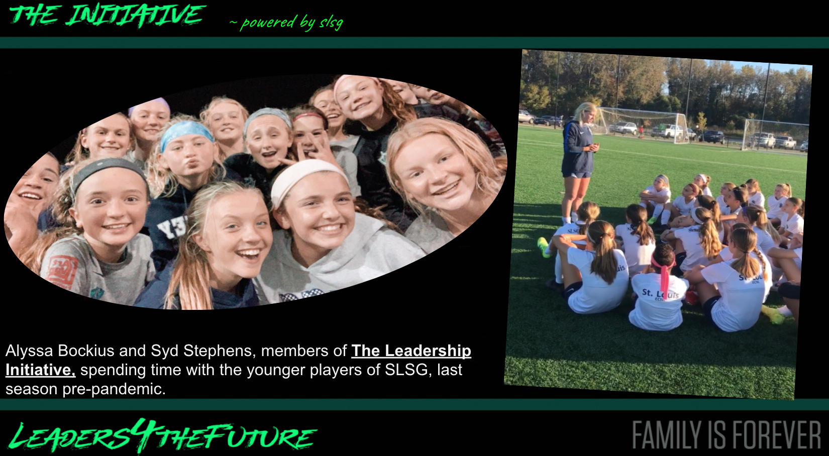 The Leadership Initiative Hosts it's First Meeting of the 2020 Season!