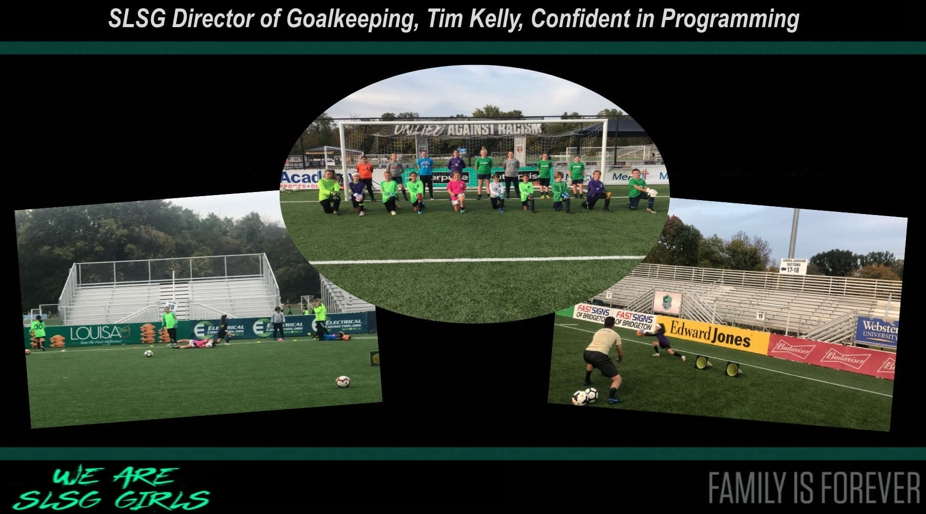 GoalKeeping Program