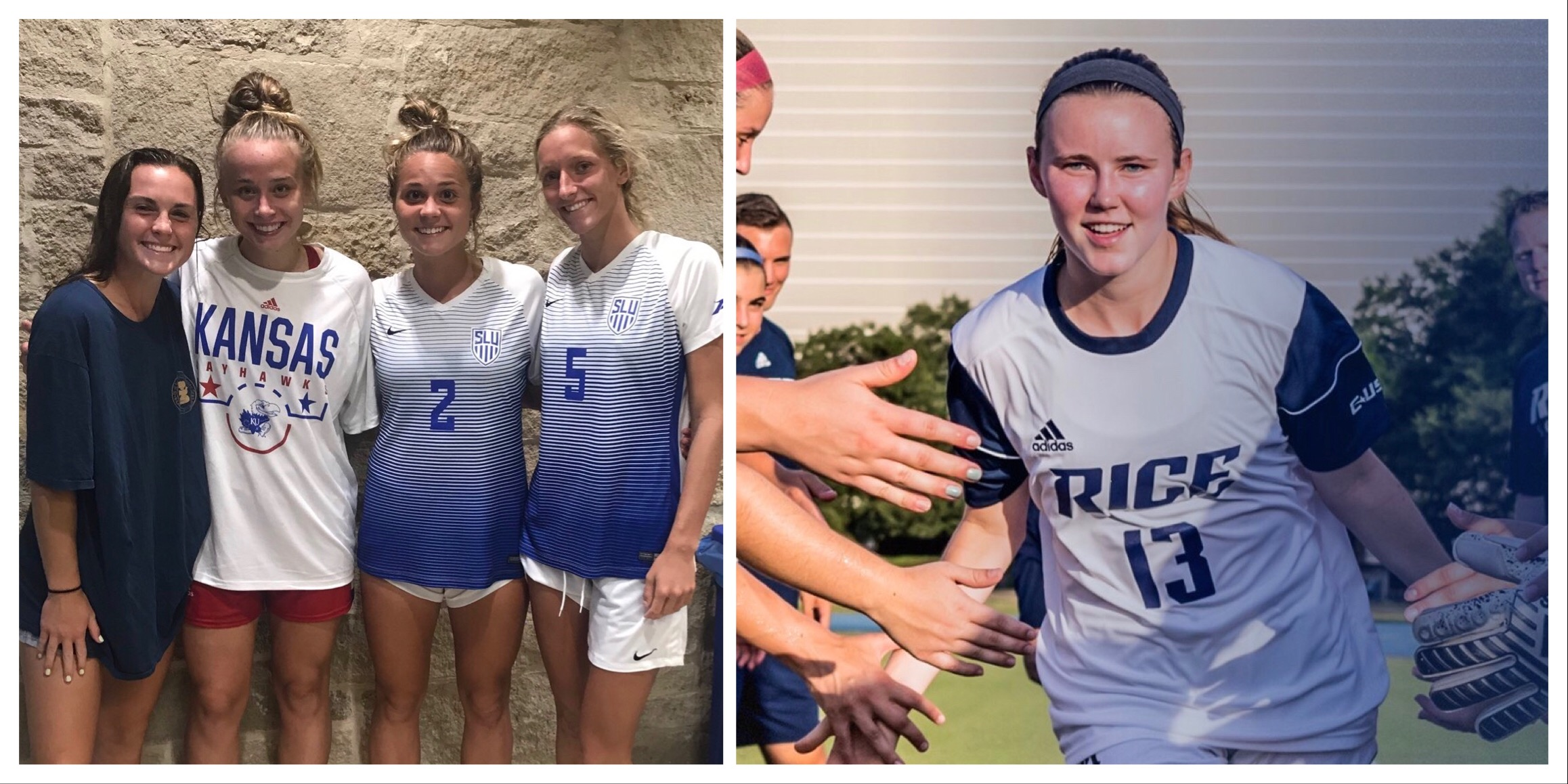 Checking-In with the SLSG MO ECNL Alumni