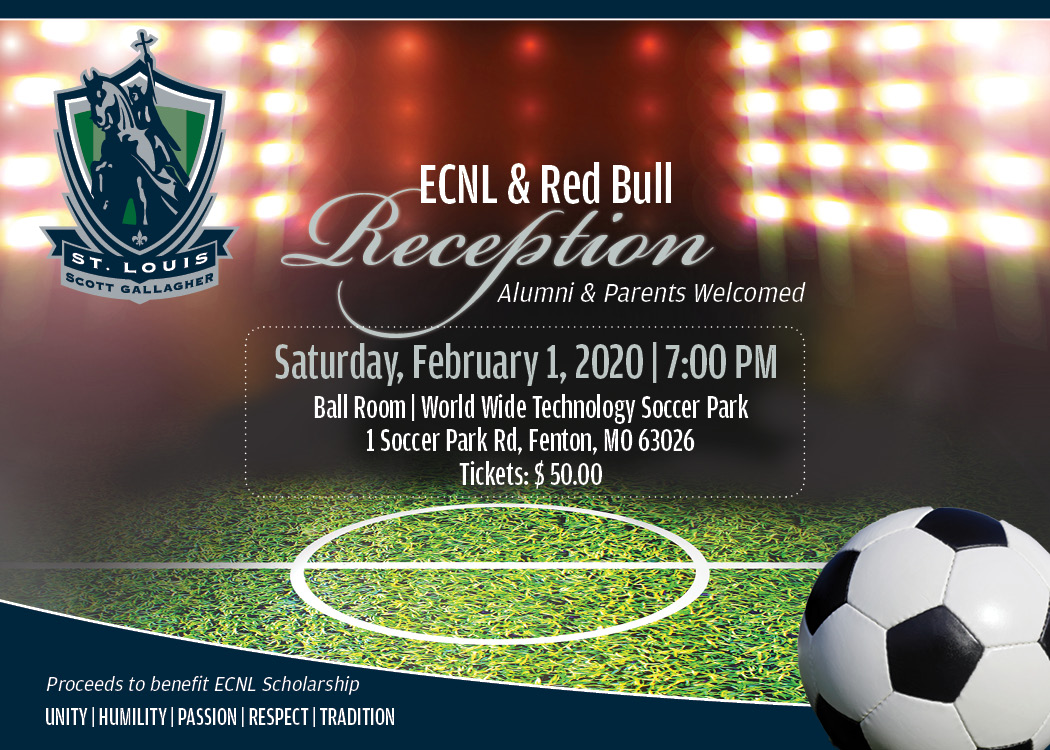 ECNL and Redbull Alumni and Parent Appreciation Evening