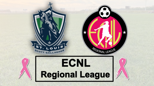 SLSG ECNL RL TEAMS SUPPORT BREAST CANCER AWARENESS