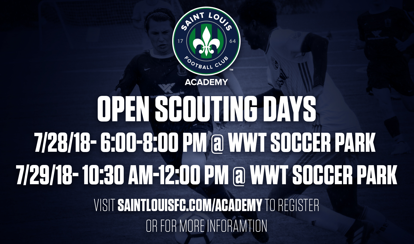 STLFC Academy Open Scouting Days