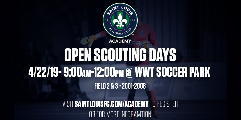 STLFC Academy Spring Open Scouting Day