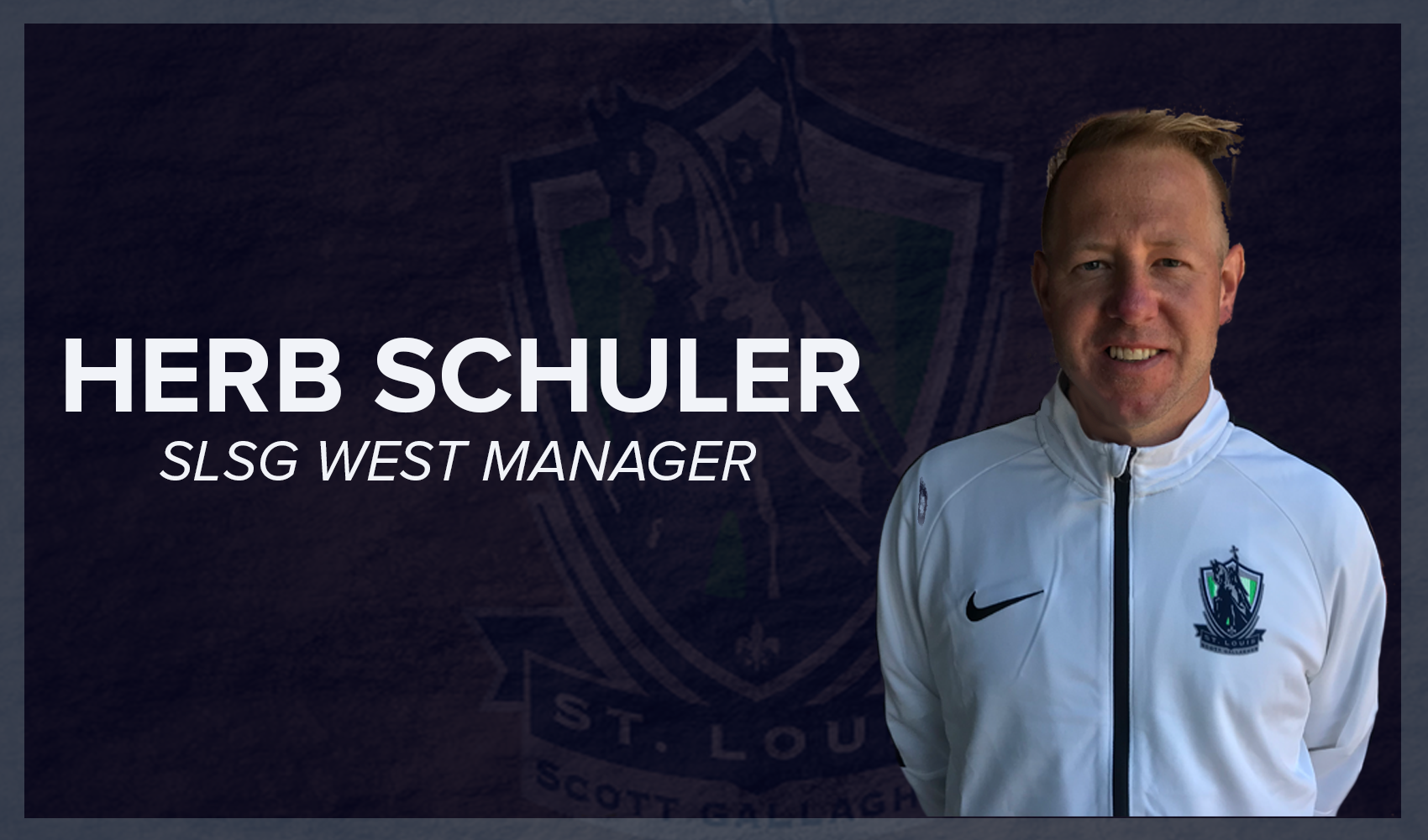 SLSG Appoints Herb Schuler as SLSG West Manager