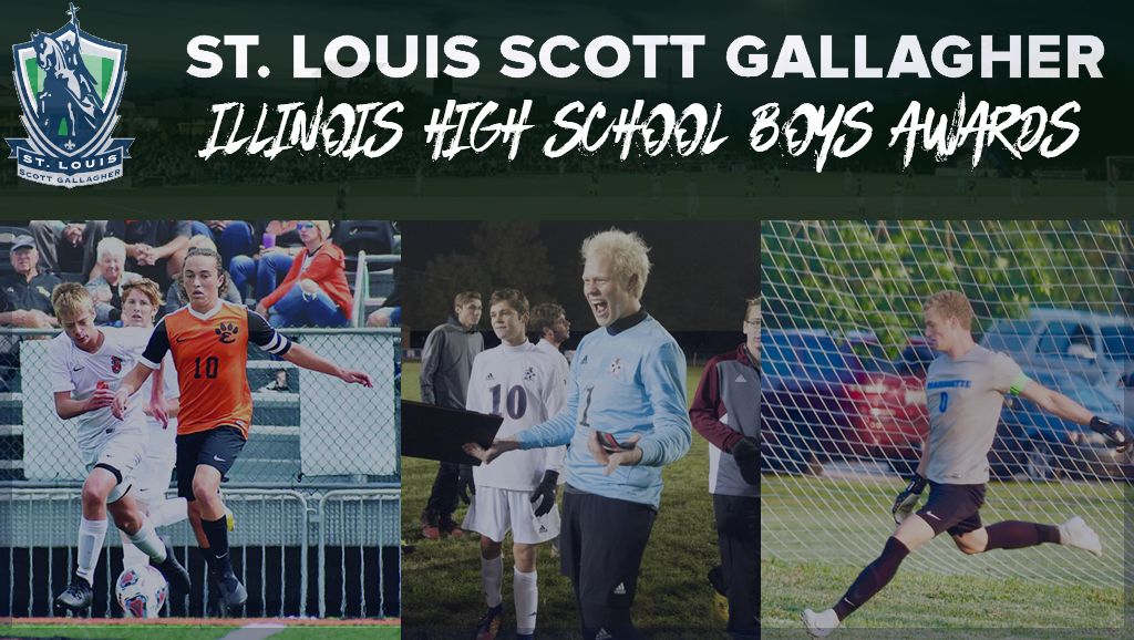 SLSG IL High School Boys Accolades